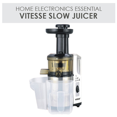Qoo10 - vitesse Slow Juicer : Home Electronics