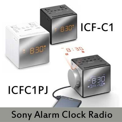 qoo10 sony icfc1pj lcd alarm clock auto set radio dimmer sleep timer time computer game. Black Bedroom Furniture Sets. Home Design Ideas
