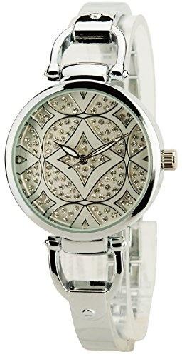138 x 58 cm Kristall ELEGANT MODISCH Modern Design Spiegel Silber Chromstahl ca