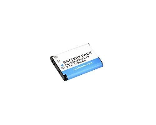 EK.101 Battery Pack Ersatzakku Akku für Sony NP-FC11//FC10