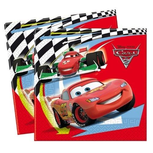 Cars Offizielle Sch/üleretui inkl 125 x 40 x 195 mm 28 Teile