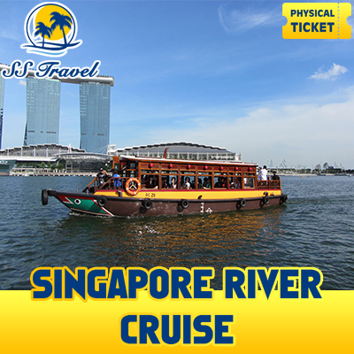 Qoo10  SStravelSINGAPORE RIVER CRUISE  Promotion BEST  Leisure A