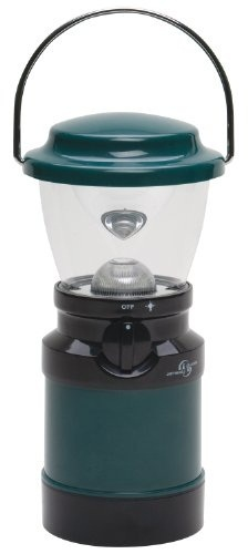 """Coleman Brand Aqua Camping Light-Up Lantern for 18/"""" Dolls such as American Girl"""
