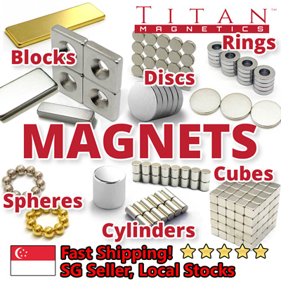 Qoo10 super strong magnets disc neodymium magnets rare for Super strong magnets for crafts