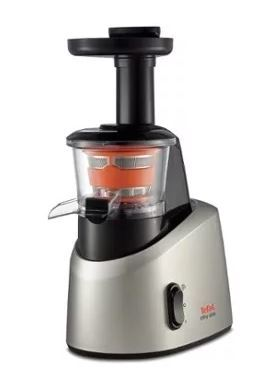 Qoo10 - TEFAL ZC255B65 INFINY PRESS SLOW JUICER /LOCAL WARRANTY : Home Electronics