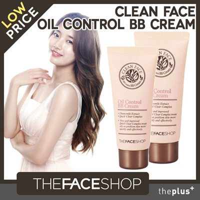 The face shop clean face