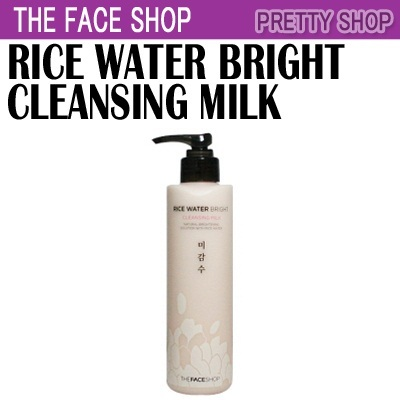 Qoo10 - ★The Face Shop★[MILK]RICE WATER BRIGHT CLEANSING