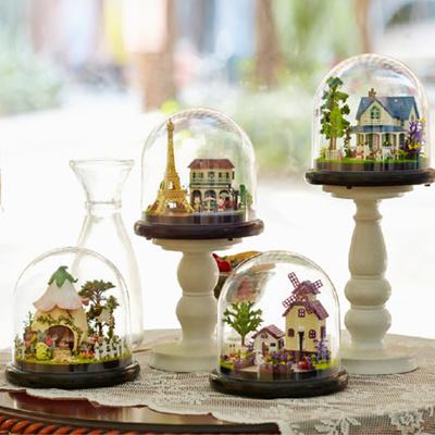 Diy miniatures house