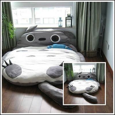 Bed Bean bag/Sofa/Mattress Pillow Cushion - Qoo10 - [TOTORO BED] BEST PRICE! Bed Bean Bag/Sofa/Mattress Pillow
