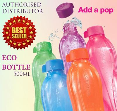 qoo10 tupperware bpa free 500ml water bottles kitchen dining. Black Bedroom Furniture Sets. Home Design Ideas