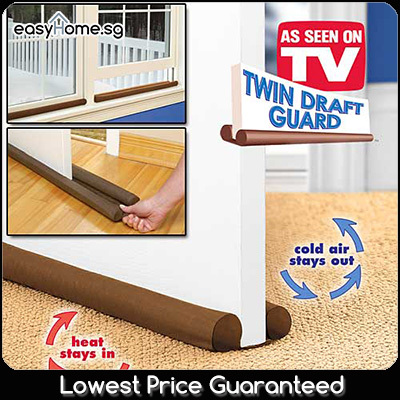 Qoo10 twin draft guard insulate windows doors blocks for Block out noise windows