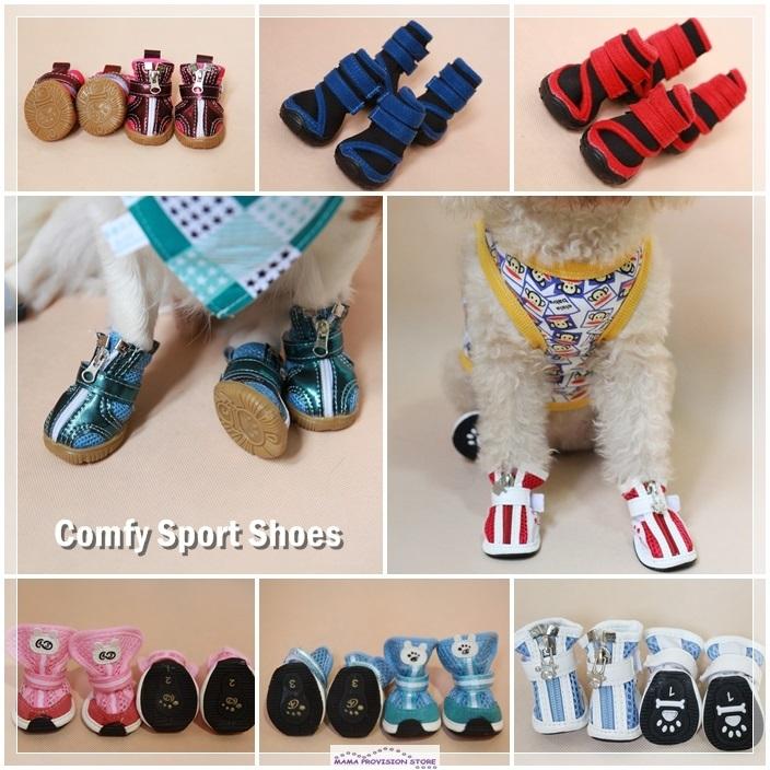 Size 5 Muttluks-Mutt Trackers Year Round Dog Boot- Set of 2 - Black 2 Pack S-M