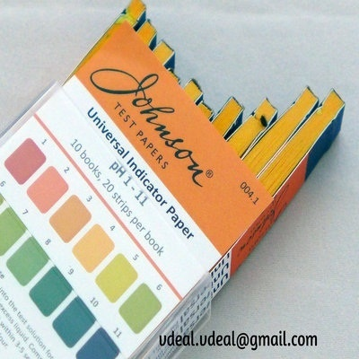 universal litmus paper Litmus is a water-soluble mixture of different dyes extracted from lichens it is often absorbed onto filter paper to produce one of the oldest forms of ph indicator.