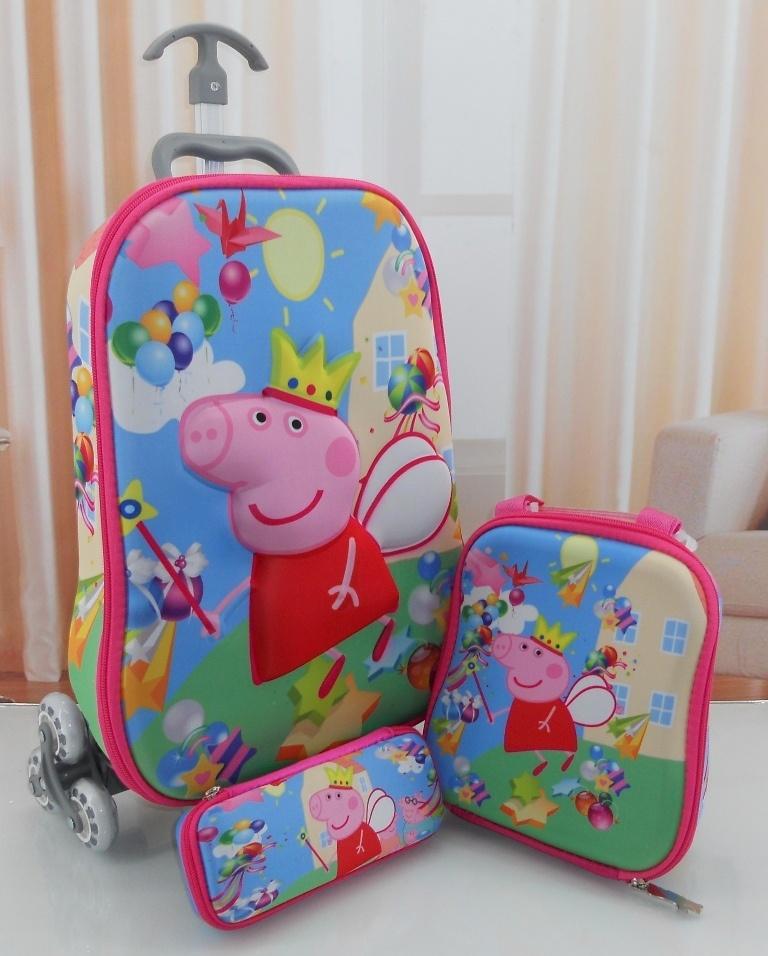 Mickey Mouse Licensed Backpack 3D EVA Disney School Childrens Backpack ORIGINAL