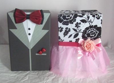 Qoo10 wedding ang bao box wedding ang pow box wedding for Ang pow decoration