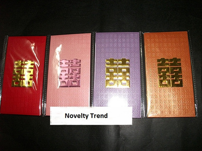Qoo10 wedding red packet ang pow ang bao wedding for Ang pow packet decoration
