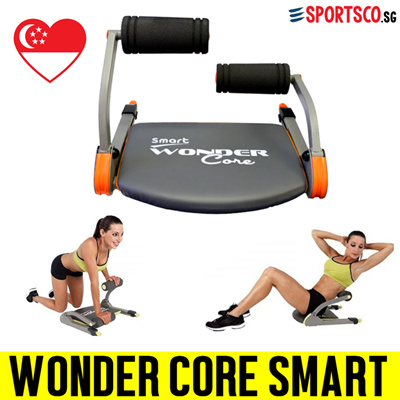 qoo10 wonder core smart total core workout. Black Bedroom Furniture Sets. Home Design Ideas