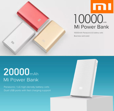 Qoo10 xiaomi powerbank 10000 business card sized for 10000 business cards