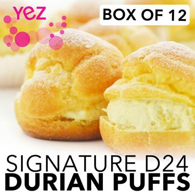 Yez Durian Cake