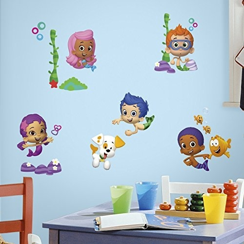 Wall Décor Ingenious Jumbo Joy Removable Nursery Wall Decals By Nojo Baby Turtle Elephant Flowers Choice Materials Wall Decals & Vinyl Art