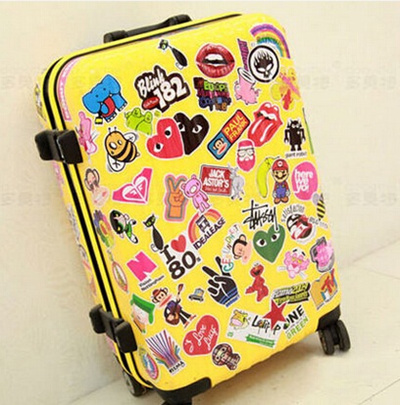 Qoo10 Zhang Duo Beite 60 3m Luggage Suitcase Stickers