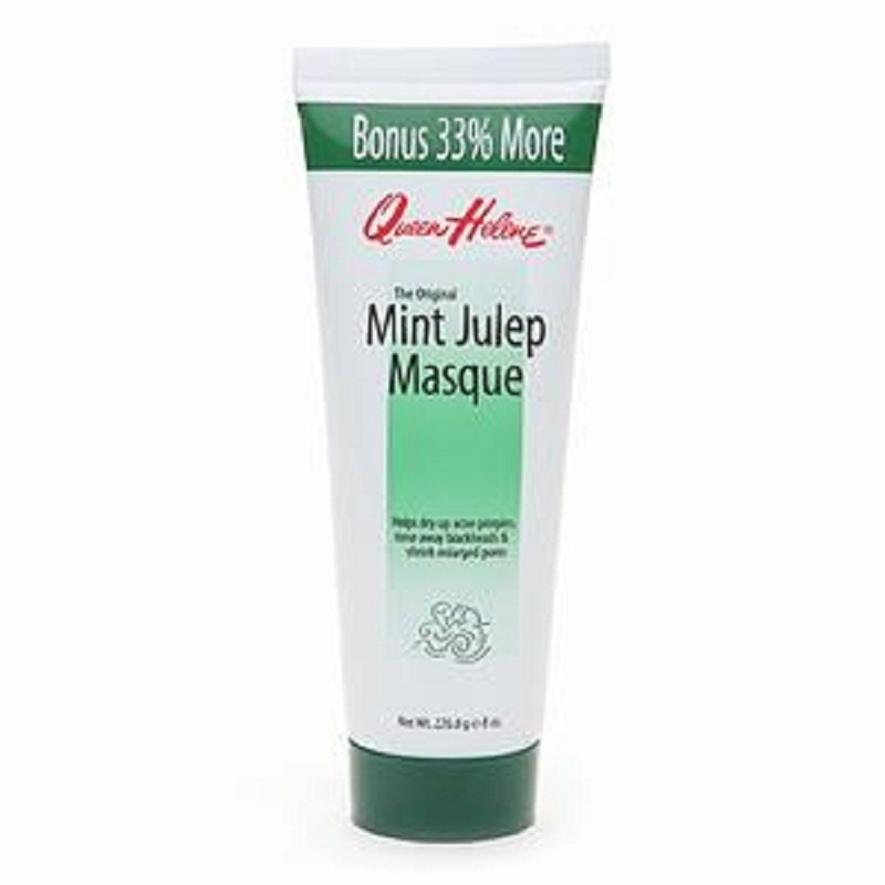 [STOCK IN SG] Queen Helene Bonus 33% Mint Julep Masque 8 oz / Mud Pack Masque 8 oz