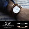 [Daniel Wellington] Classic Bracelet Cuff Rose Gold | Silver ★100% Genuine★65mm / 54mm