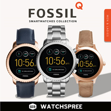 [APPLY 25% OFF COUPON] Fossil Q Smartwatches Touchscreen Collection Men and Ladies. Free Shipping.