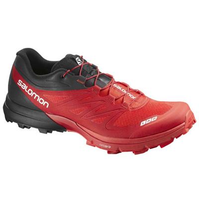 サロモン(SALOMON) センス4ウルトラソフトグランド(S-LAB SENSE 4 ULTRA SG) メンズ レディース RACING RED L37324400 【アウトドアウェア スポーツウエア ランニングシューズ 靴 トラベル】の画像