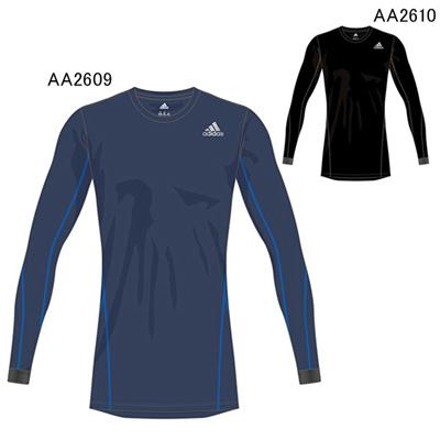アディダス (adidas) M 叶衣ベースレイヤー長袖Tシャツ AAD06 [分類:陸上競技 プラクティスシャツ]の画像