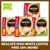 ◄ NESCAFE ► Free 30% ★ Ipoh White Coffee (15+5 Sticks) ★ Original/Hazelnut/Brown Sugar/Gao Siew Dai