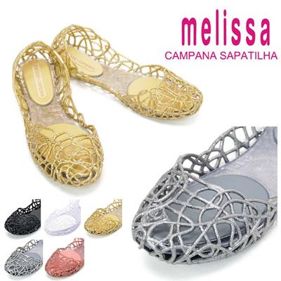 メリッサ フラットパンプス MELISSA カンパーナ サパティラ ラバー パンプス シューズ 通販の画像
