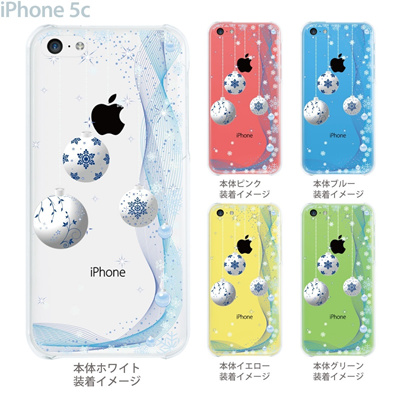 【iPhone5c】【iPhone5cケース】【iPhone5cカバー】【ケース】【カバー】【スマホケース】【クリアケース】【フラワー】【vuodenaika】 21-ip5c-ne0041の画像