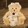 Settler Bears【セトラベアーズ】*Laraララ*可愛いハンドメイドテディベア【テディベア】【テディベア ぬいぐるみ】【テディベア クマ】【くま ぬいぐるみ】【クマ ぬいぐるみ】【プレゼント 子供】
