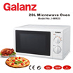 GALANZ 20L Microwave Oven MW-20 / 700W Power Output / 20L Large Capacity / 230 to 240V / 50Hz / One Year Local Warranty