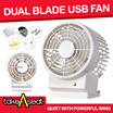 [TICTOC] DUAL motors DUAL Fan blade DUAL ULTRA POWER