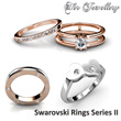 [SWAROVSKI® CRYSTAL] - Her Jewellery Ring Series II - SG Seller - Ready Stock - Fast Shipping -