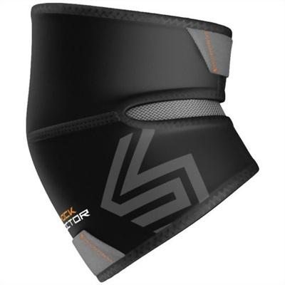ショックドクター エルボーコンプレッションスリーブ ショート ブラック XL 肘サポーター 829BXL【ケア用品】【スポーツ用】の画像