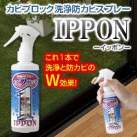 カビブロック洗浄防カビスプレーIPPON(イッポン)