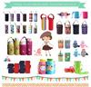 Carrier Bag for Tiger Zojirushi Thermos Naglene Flask/bottle/Food Jar Xmas Gift