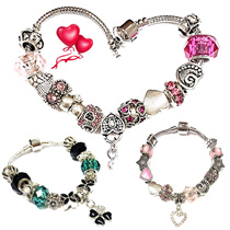【MyShoppingPlace】 ★ Charm Bracelet ★ Best Gift for Hari Raya ★ Bracelets Gift Collection ★ Free Charms /Beads /Pouch ★Bangles/wristlet★Jewelry/Jewellery Fashion Dress Accessories ★Sale★SG Seller★