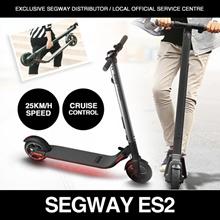 ★UL2272 certified LTA compliant Segway ES2★Exclusive Segway Distributor/ Service Centre