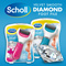 [RB] Scholl DIAMOND series! NEW LAUNCH! Velvet Smooth Electronic Foot File Electronic Nail Care System! Free Megareds and Foot and nail cream