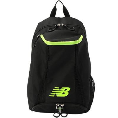 ニューバランス(newbalance)ジュニアバックパックJABF7368BK【サッカーフットサルリュックサックバッグ鞄】