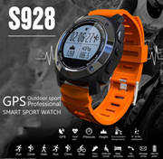 Bluetooth GPS SmartWatch Heart Rate Height Race Monitor Speed Outdoor Running Wristband