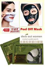 【LS Shop】★BUY 1 FREE 1=100PCS PEEL OF MASK★BUY 1 FREE 1=100PCS CYRSTAL EYELID PATCH★【FREE GIFT+FREE SHIPPING+FAST DELIVERY】