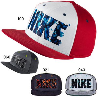 ナイキ (NIKE) カモ スピル プロブルー キャップ 688767 [分類:スポーツ 帽子・キャップ・ハット (ユニセックス)]の画像