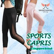 (2017 Sales)~SweetangelShop Local Seller/Exchange ~ Premium Ladies Sports Yoga Zumba Gym Bottom