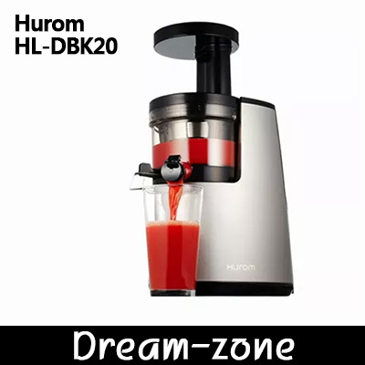 Qoo10 - Hurom HL-DBK20 / Slow Juicer Extractor Fruit vegetable Citrus : Home Electronics