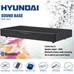 [HYUNDAI]♫BEST♪WIRELESS♪SPEAKER♫HSB-2800 Hyundai Bluetooth 2.1CH Sound Base (70cm) - 1 Year Warrenty